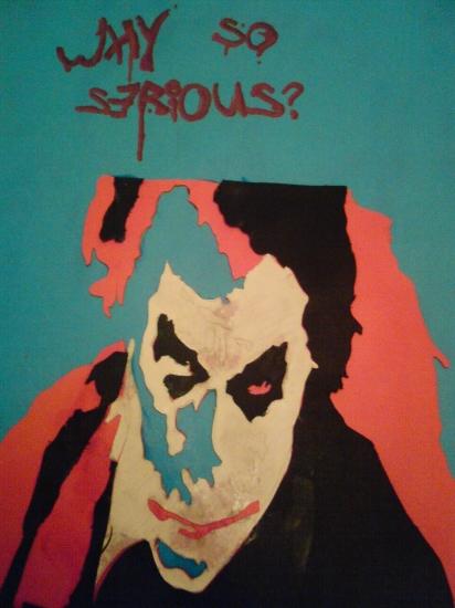 Joker by ryann
